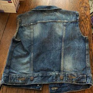 Levi's Jackets & Coats - Levi's denim vest